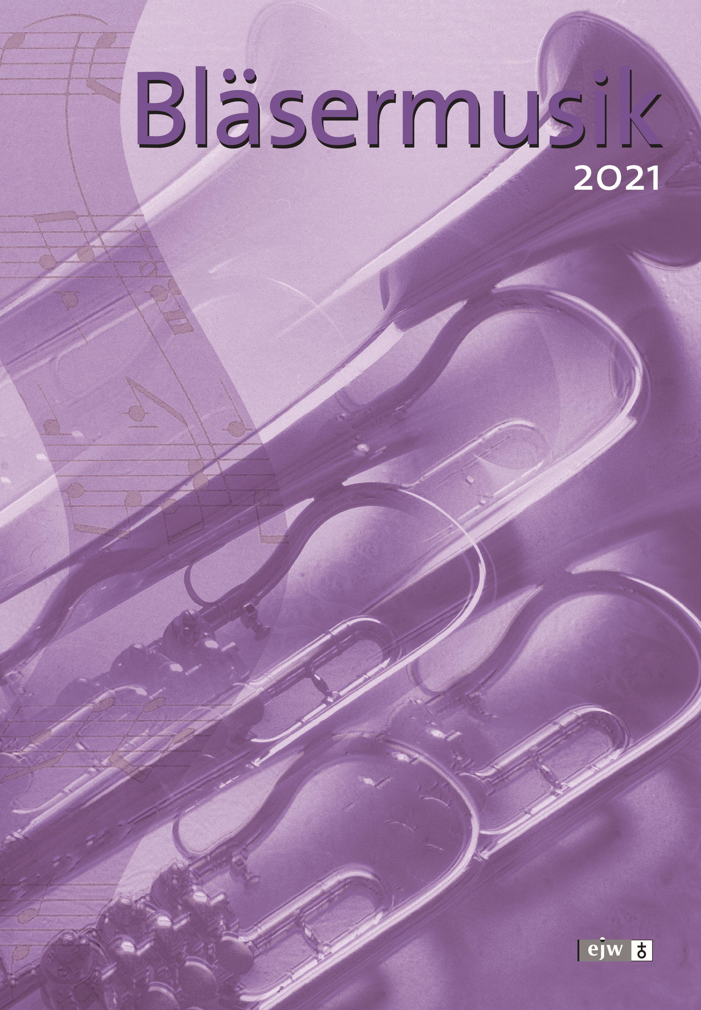 Bläsermusik 2021 - Trompetenstimme in B