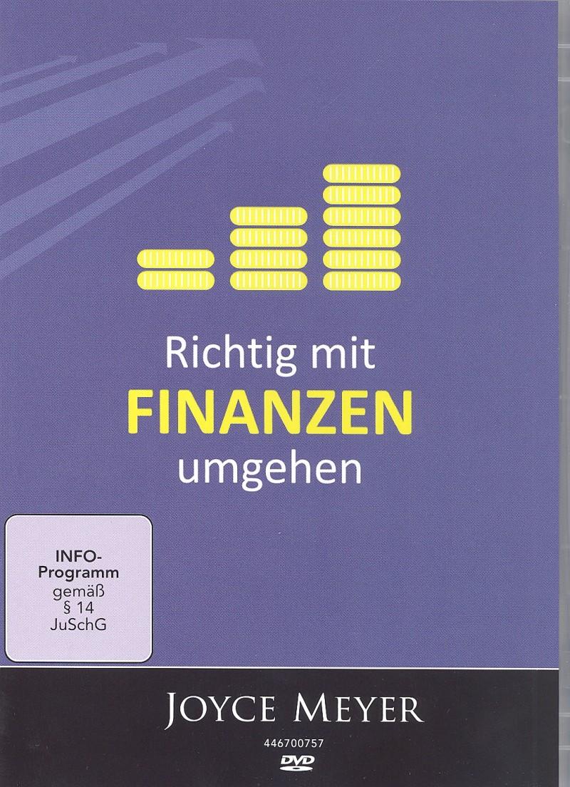 Richtig mit Finanzen umgehen