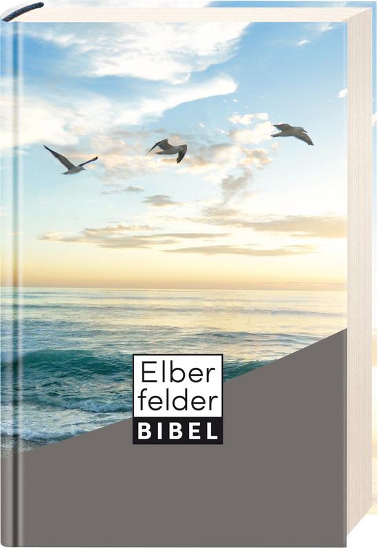 Elberfelder Bibel - Taschenausgabe, Motiv Möwen