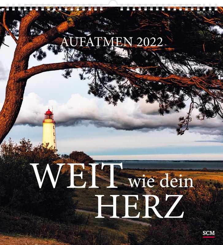 Aufatmen 2022 - Wandkalender