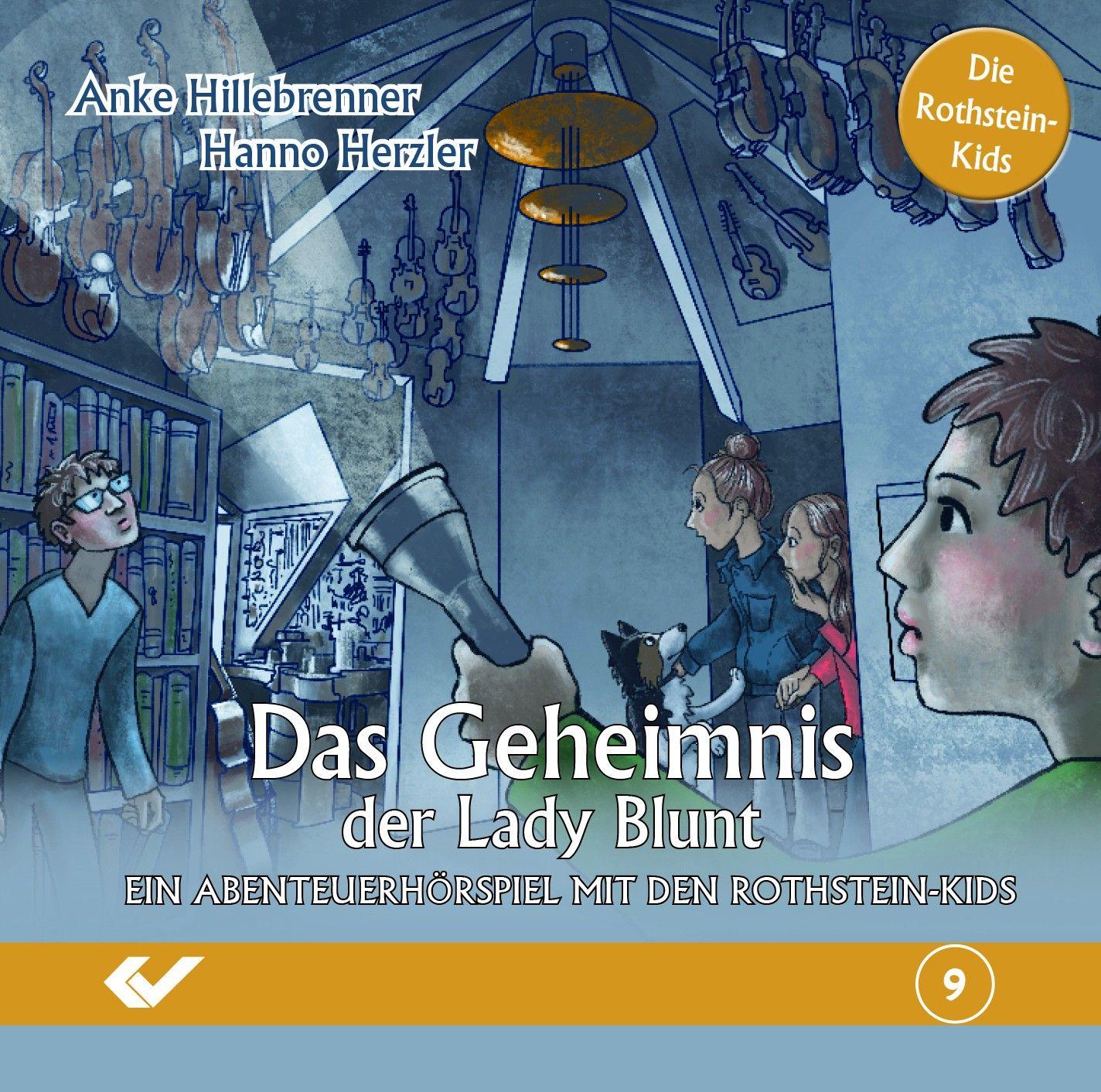 Das Geheimnis der Lady Blunt (9)