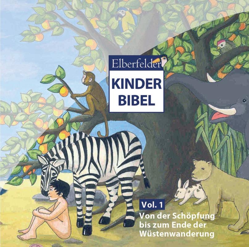 Elberfelder Kinderbibel CD-ROM Teil 1
