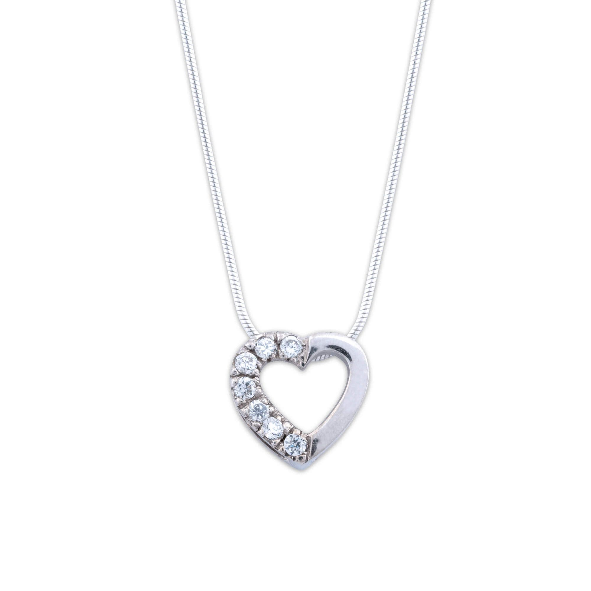 Jahreslosung 2021 - Halskette Herz