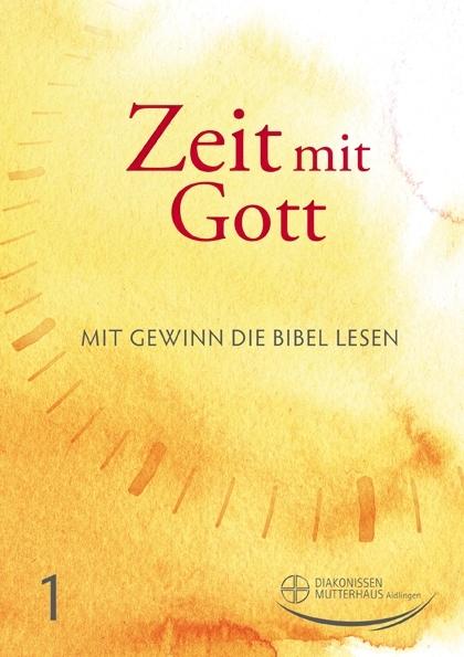 Zeit mit Gott 1. Quartal 2022 - Standard