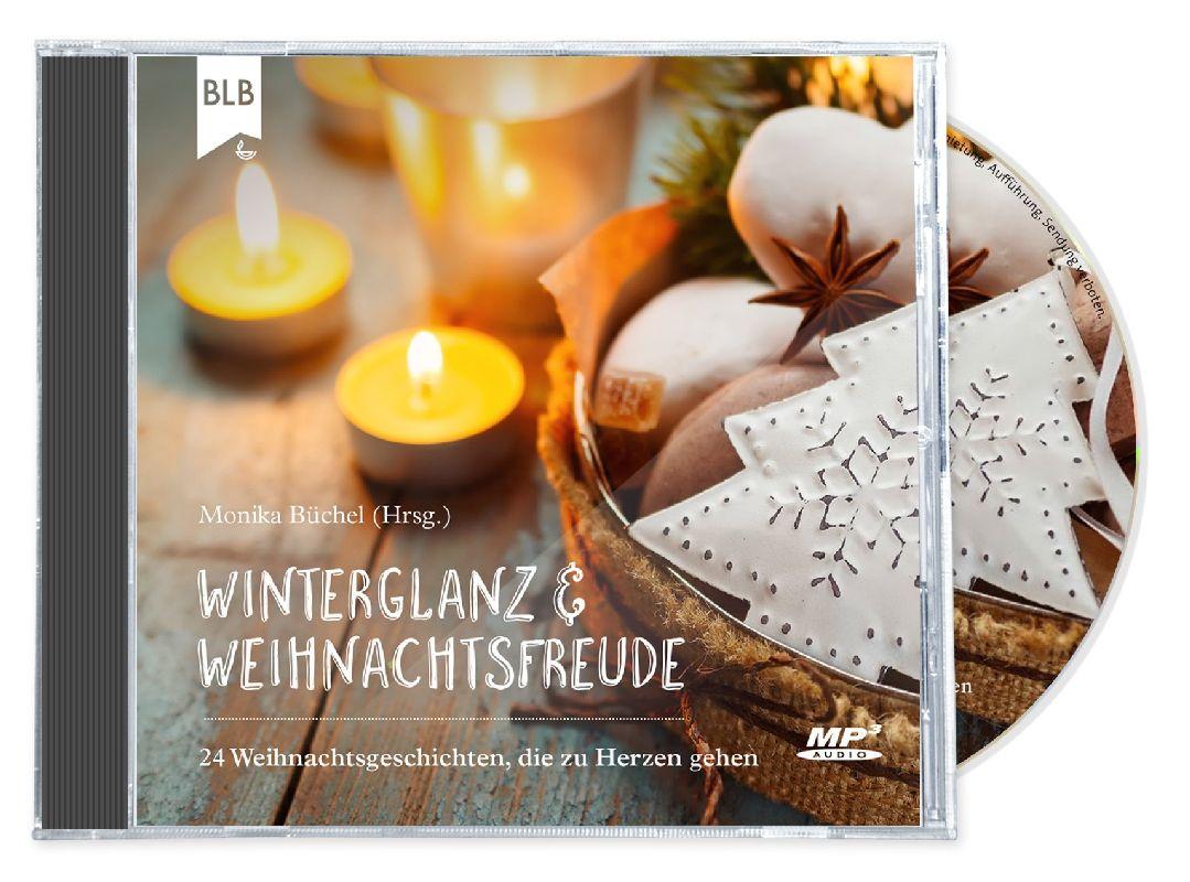 Winterglanz und Weihnachtsfreude - Hörbuch MP3