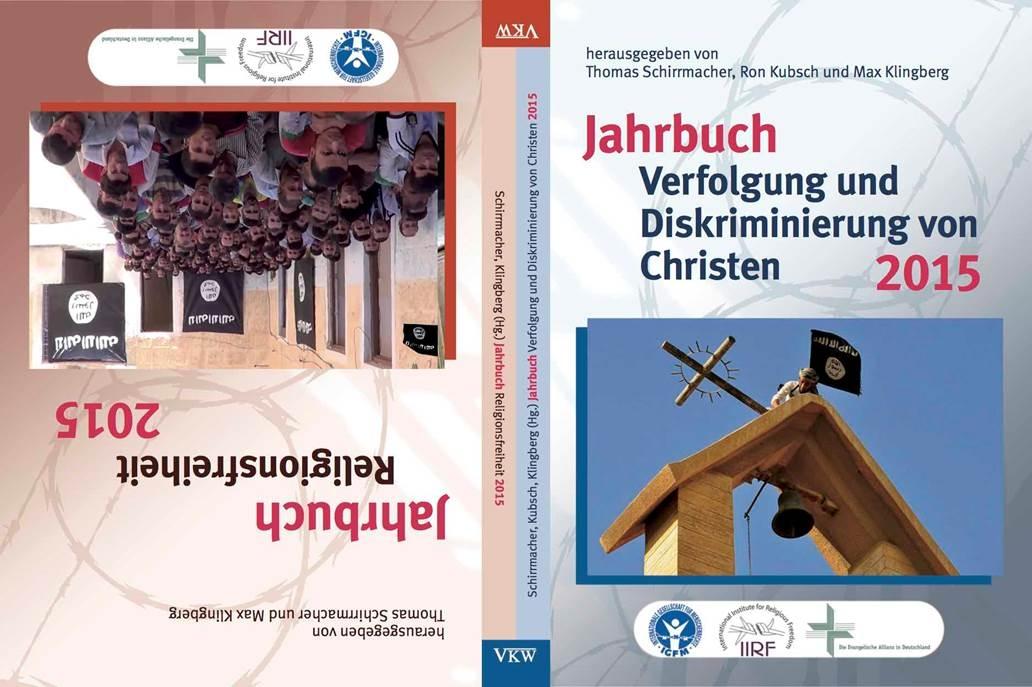 Jahrbuch Verfolgung und Diskriminierung von Christen 2015