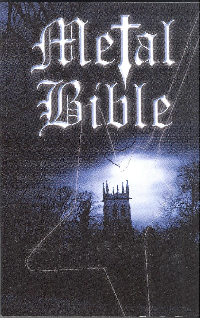 Metal Bibel - englisch