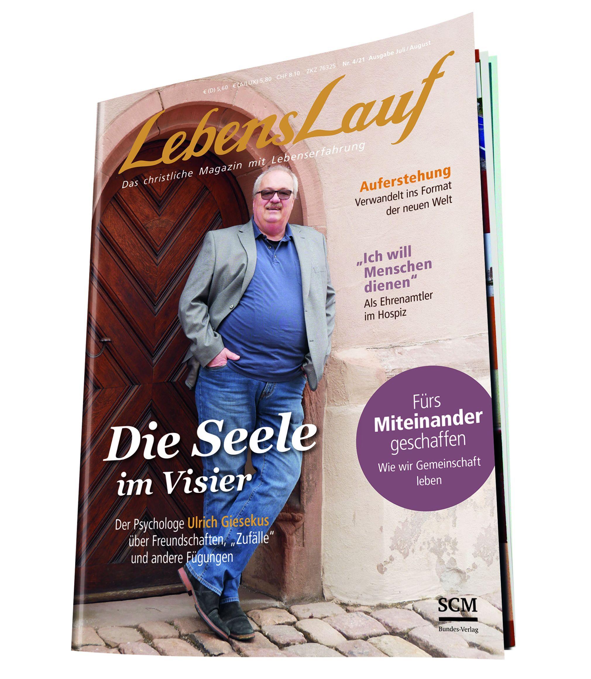 LebensLauf 04/2021