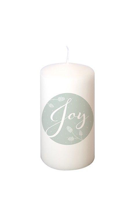 Kerze Joy