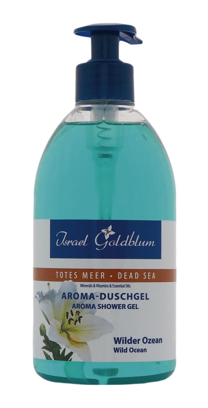 Aroma-Duschgel - Wilder Ozean