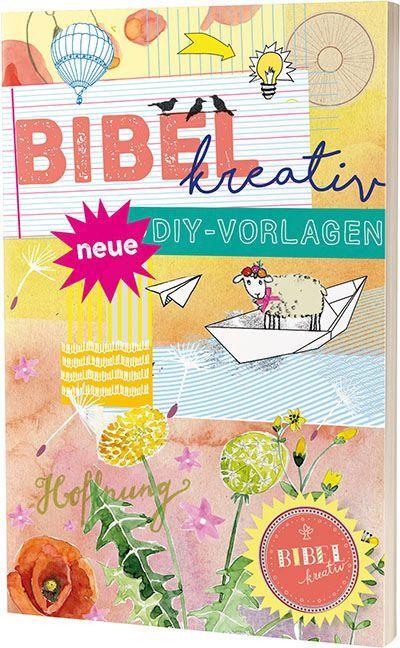 Bibel kreativ DIY-Vorlagen Band 2