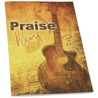 Notizheft: Praise him