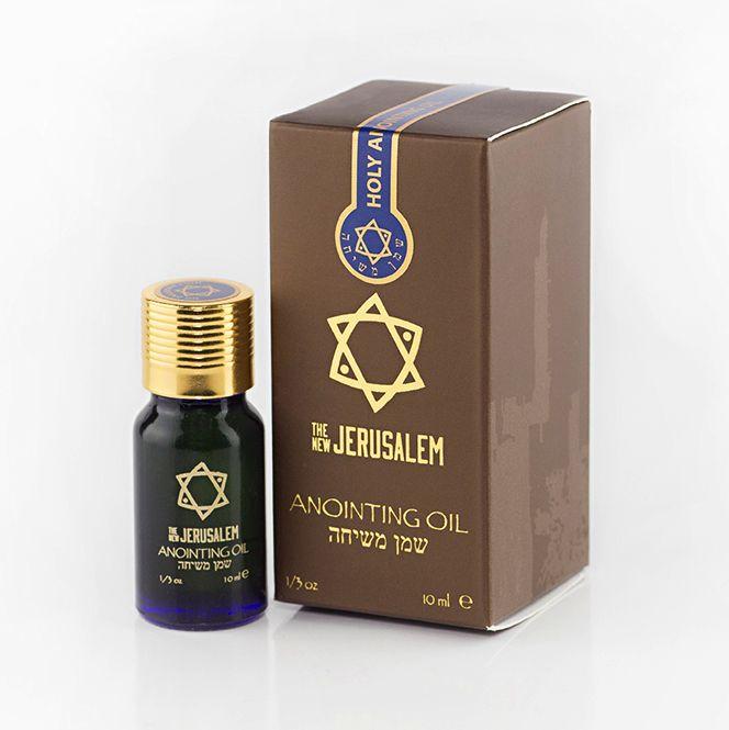 """Salböl """"Holy Anointing Oil"""" - 10 ml"""
