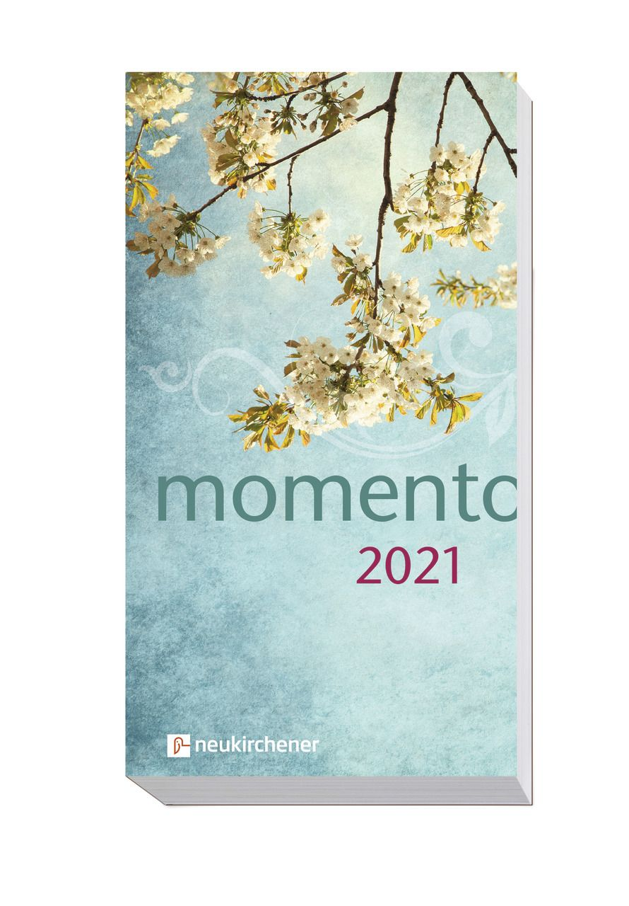 Momento 2021 - Buchkalender