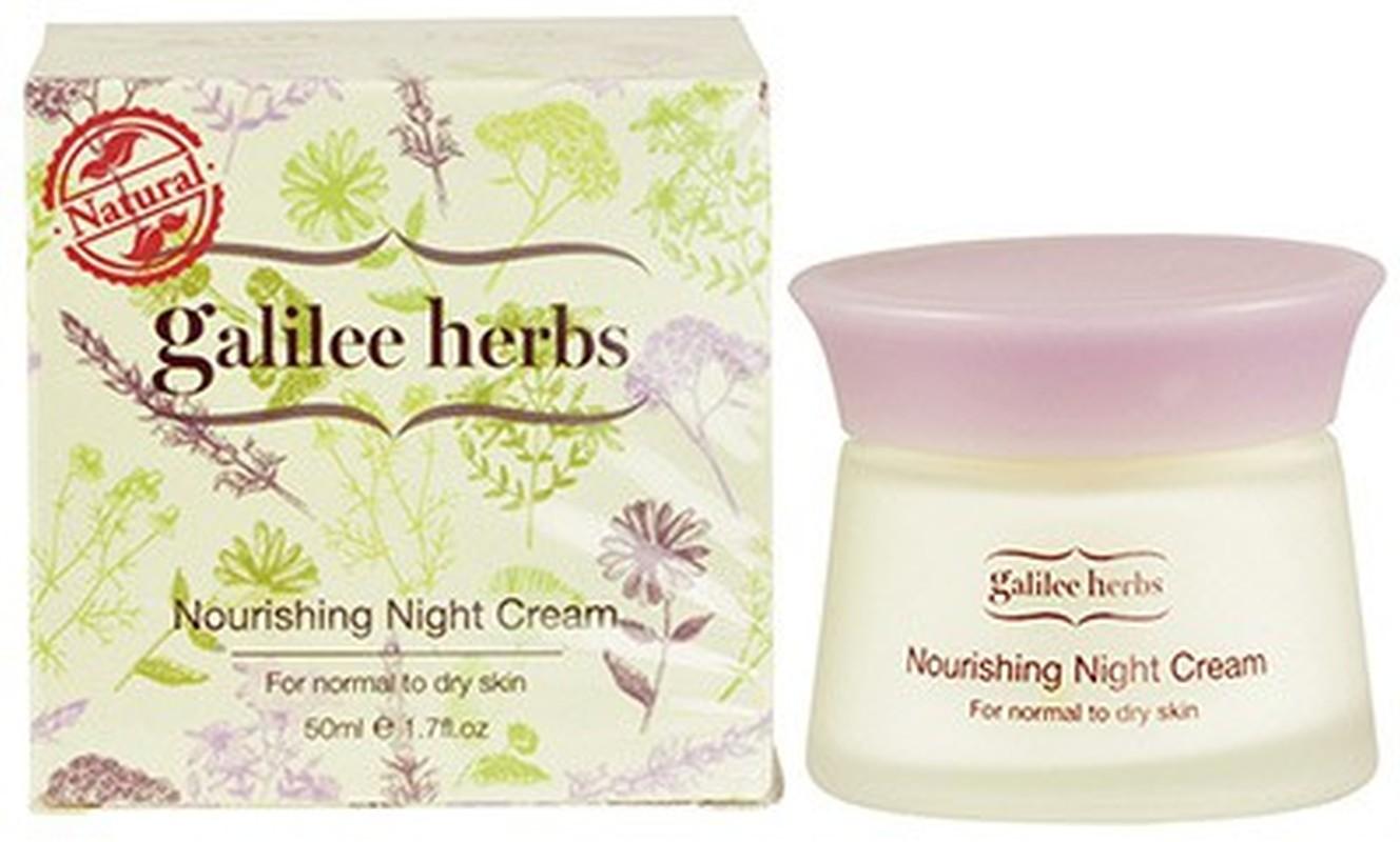 Galilee Herbs Nachtcreme