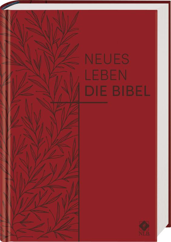 Neues Leben. Die Bibel, Standardausgabe, Kunstleder rot
