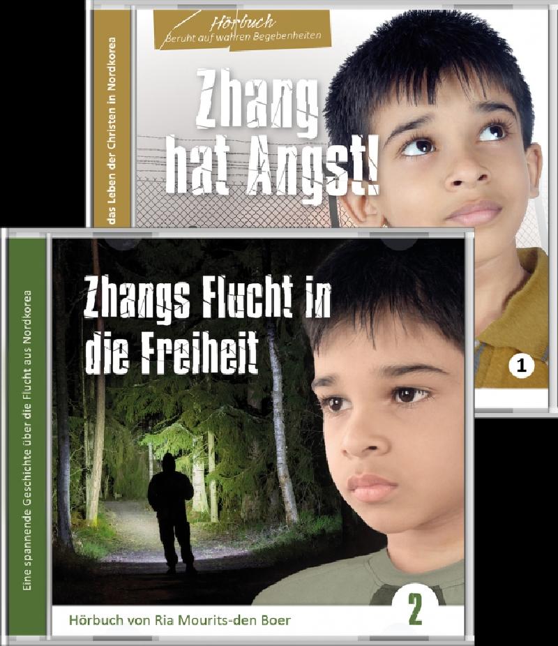 Zhangs Flucht aus Nordkorea - Hörbuch MP3