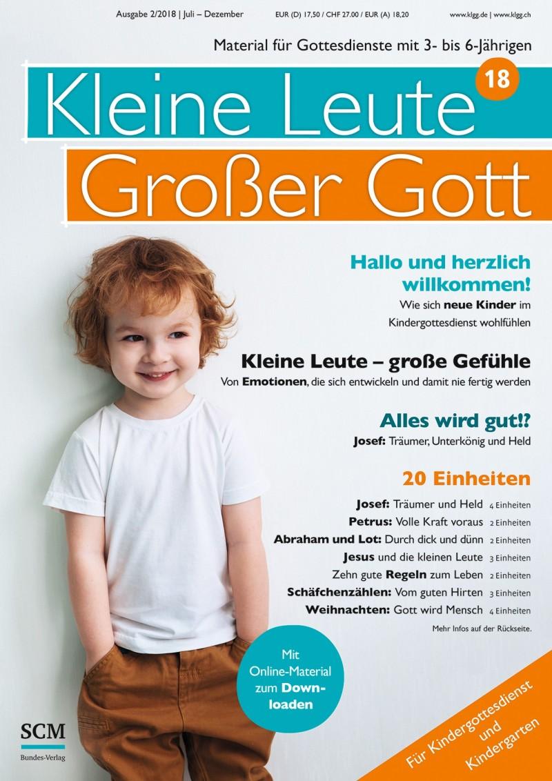 Kleine Leute - Großer Gott 02/2018