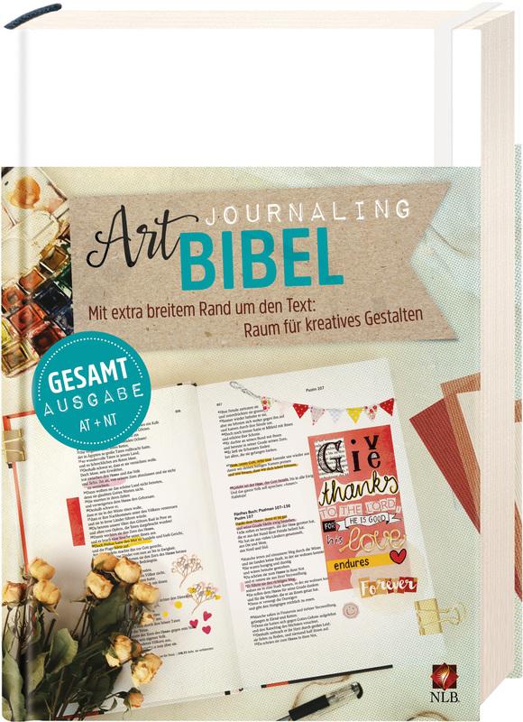 NLB Art Journaling Bibel Gesamtausgabe