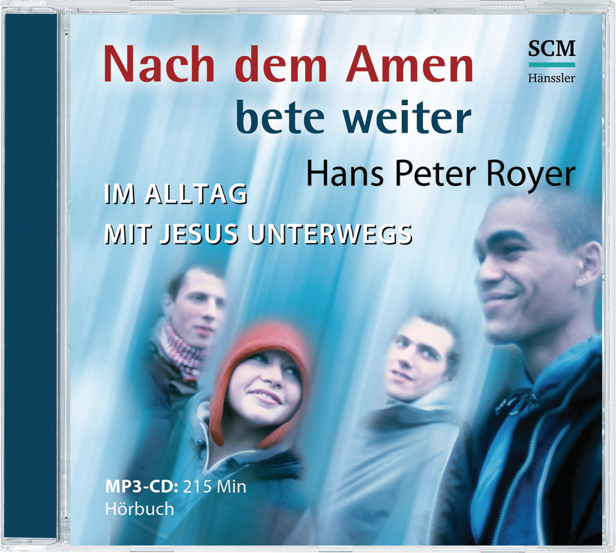 Nach dem Amen bete weiter - Hörbuch
