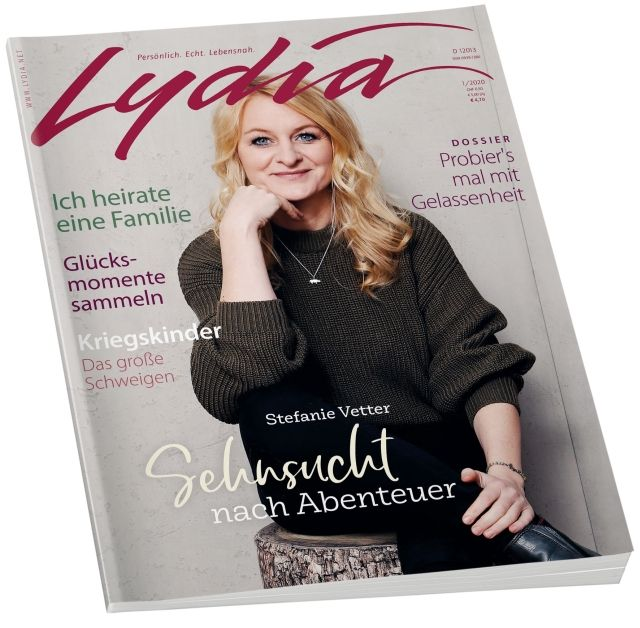 Lydia, 1. Quartal 2020