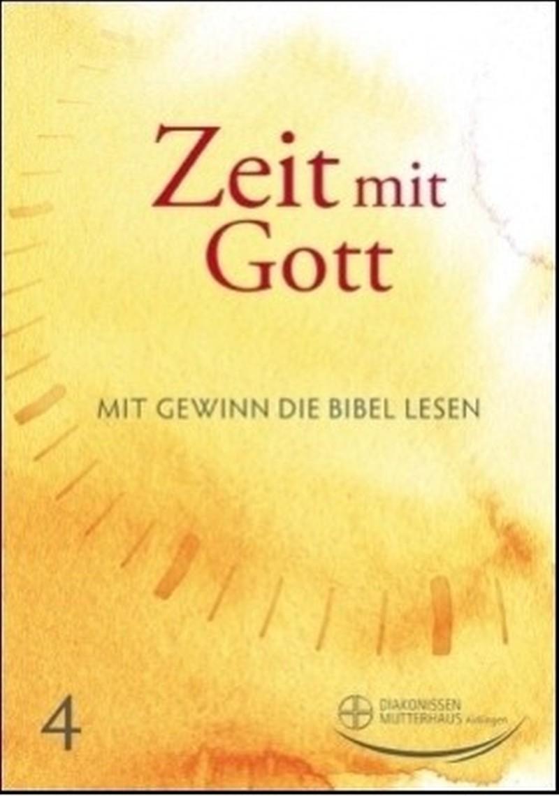 Zeit mit Gott 4. Quartal 2021 - Standard