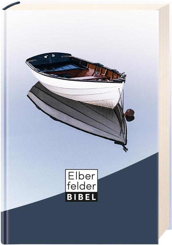 Elberfelder Bibel - Standardausgabe, Motiv Boot