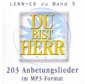 Du bist Herr - MP3-Lern-CD zu Band 5