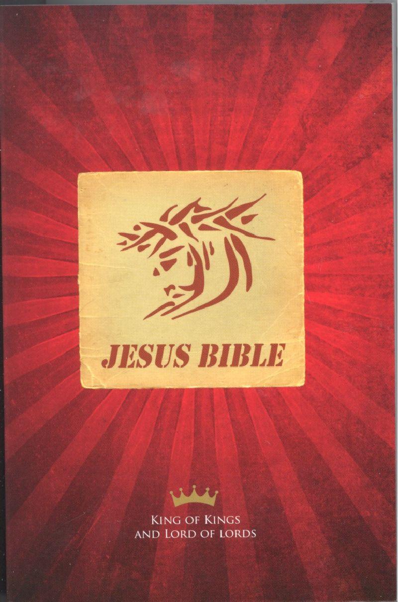 Jesus Bibel - NT - englisch