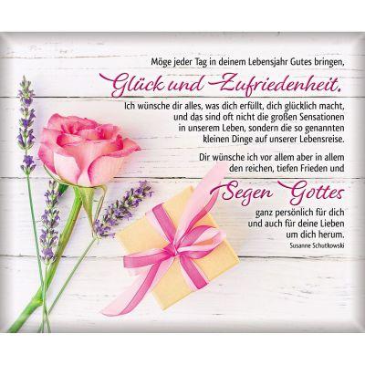 Geschenk-Umschläge: Möge jeder Tag in deinem Leben