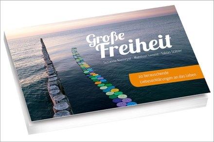 """Postkartenset """"Große Freiheit"""""""