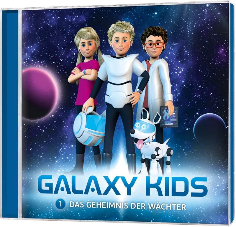 Galaxy Kids - Das Geheimnis der Wächter (1)