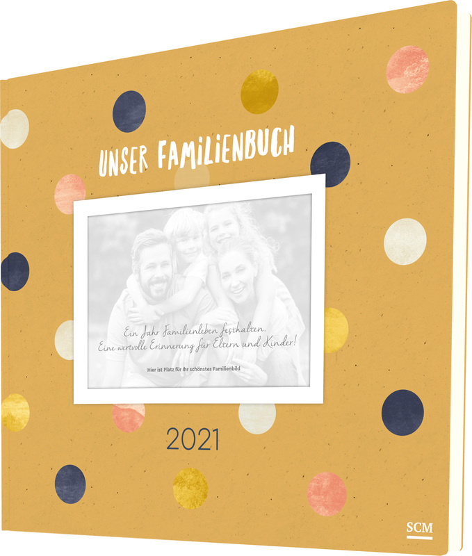 Unser Familienbuch 2021