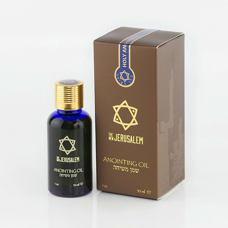 """Salböl """"Holy Anointing Oil"""" - 30 ml"""