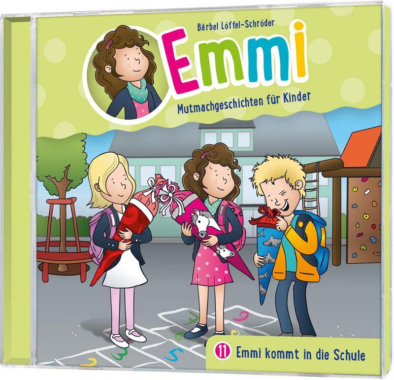 Emmi kommt in die Schule