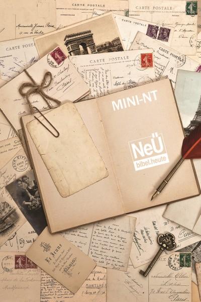 NeÜ Bibel.heute - Mini-NT - Postkarten